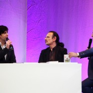 Arthur Jamin aux côtés de Nicolas Peyrac et Fabien Lecoeuvre