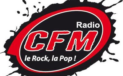 Arthur invité de la radio CFM, toute la semaine