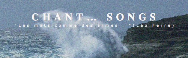Chronique de l'album sur « Chant…songs »
